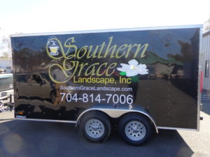 landscaping vehicle wraps charlotte nc