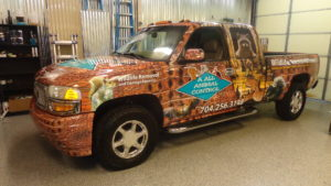 vehicle wrap charlotte
