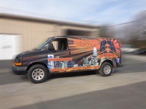 Charlotte vehicle wraps