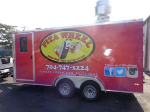 food truck wrap charlotte nc