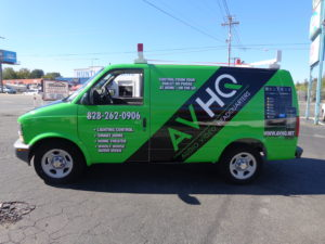 audio video vehicle wraps charlotte nc
