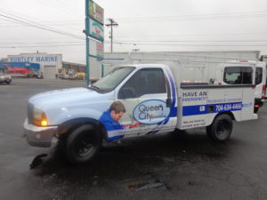 pick up truck wraps charlotte nc