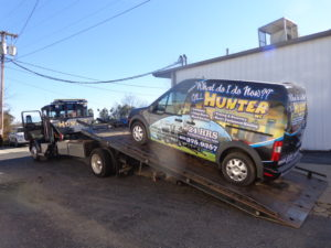 tow truck vehicle wraps charlotte nc