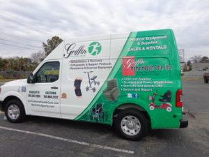 supply company vehicle wraps charlotte nc
