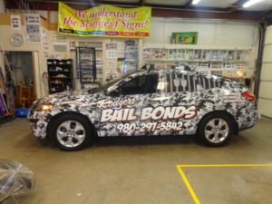 bail bond wraps charlotte nc