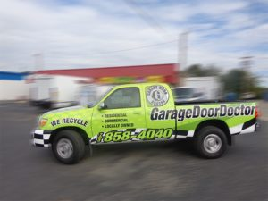 garage door vehicle wraps charlotte nc