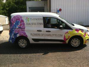 vehicle wrap charlotte