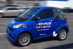 smart car wraps charlotte nc