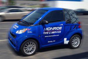 smart car wraps charlotte nc