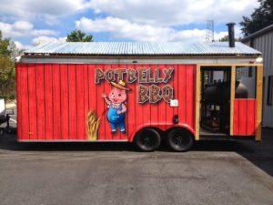 restaurant vehicle wrap charlotte