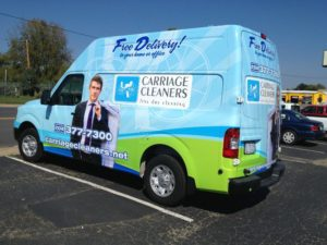 transit vehicle wraps charlotte nc