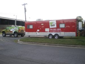 dog training vehicle wraps charlotte nc