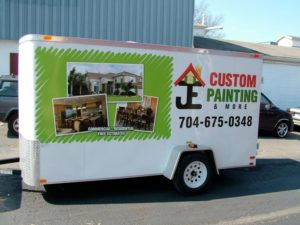 painting company vehicle wraps charlotte nc