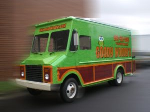 Food Truck wraps charlotte nc
