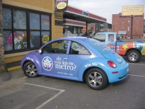Beetle vehicle wraps charlotte nc