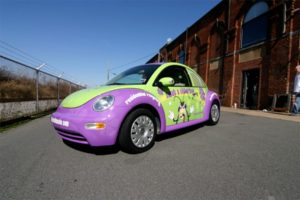 HVAC vehicle wraps charlotte nc