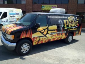 SUV vehicle wraps charlotte nc