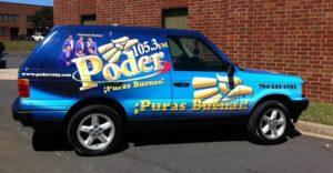 radio station vehicle wraps charlotte ncradio station vehicle wraps charlotte nc