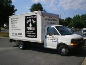 Box Truck Wrap in Charlotte NC