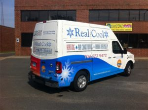 heating and cooling vehicle wraps charlotte nc