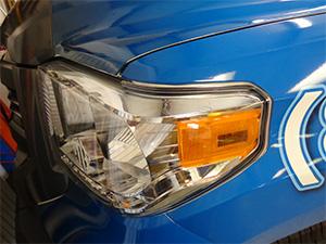 Vehicle Wrap care