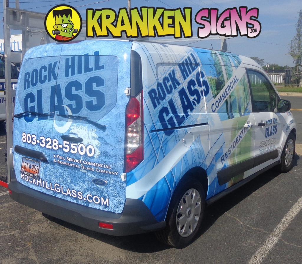 Rock Hill Vehicle Wraps