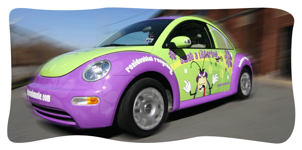 Kranken Signs Vehicle Wraps